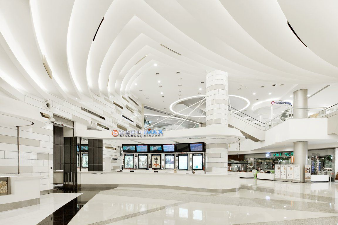 broadway cinemas hangzhou openbuildings cinema design. Black Bedroom Furniture Sets. Home Design Ideas