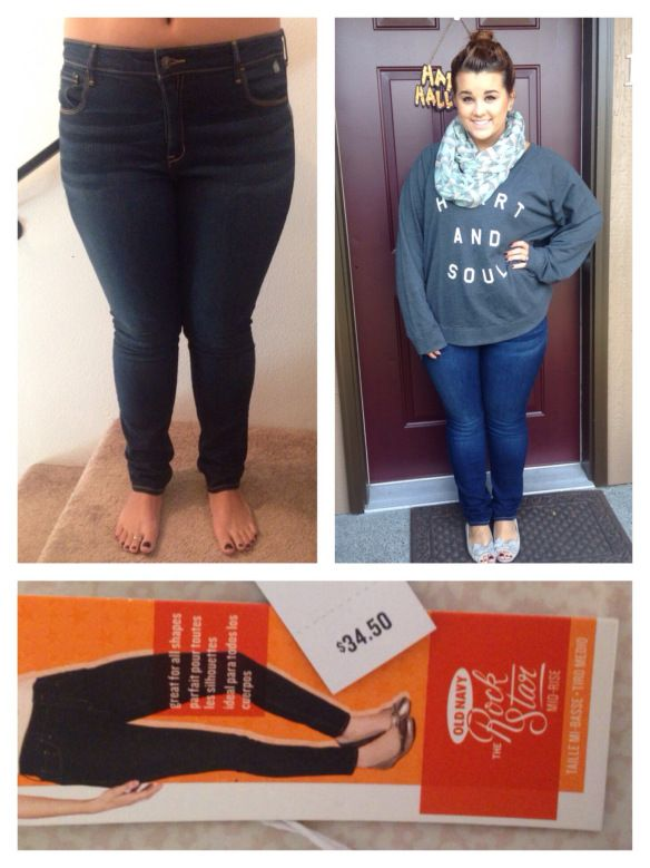 """e9153b504649 Skinny Jeans: for the not so """"skinny""""! 