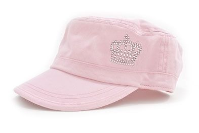 9ff1462ce59 Ladies Fidel Cap with Crystal Crown Dolly Mama Designs. Buy it    ReadyGolf.com