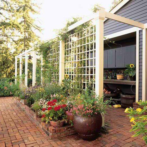 choisissez un panneau occultant de jardin panneaux occultant pour jardin pinterest jardins. Black Bedroom Furniture Sets. Home Design Ideas