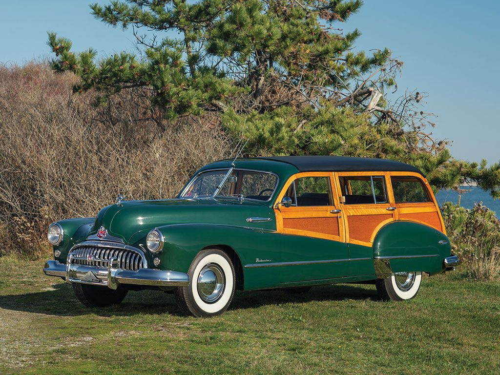 1948 Buick Roadmaster Estate Wagon | Old Rides 2 | Pinterest | Buick ...