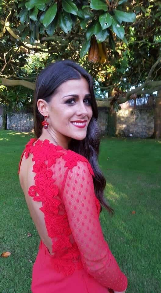Alicia Rueda invitada | Wedding guest dresses | Pinterest | Alicia ...