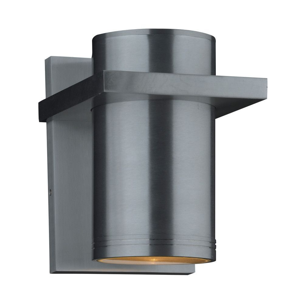 plc outdoor led wall light fixture zara collection bz  - design your outdoor space around this urban contemporary exterior lightfrom the zara collection the