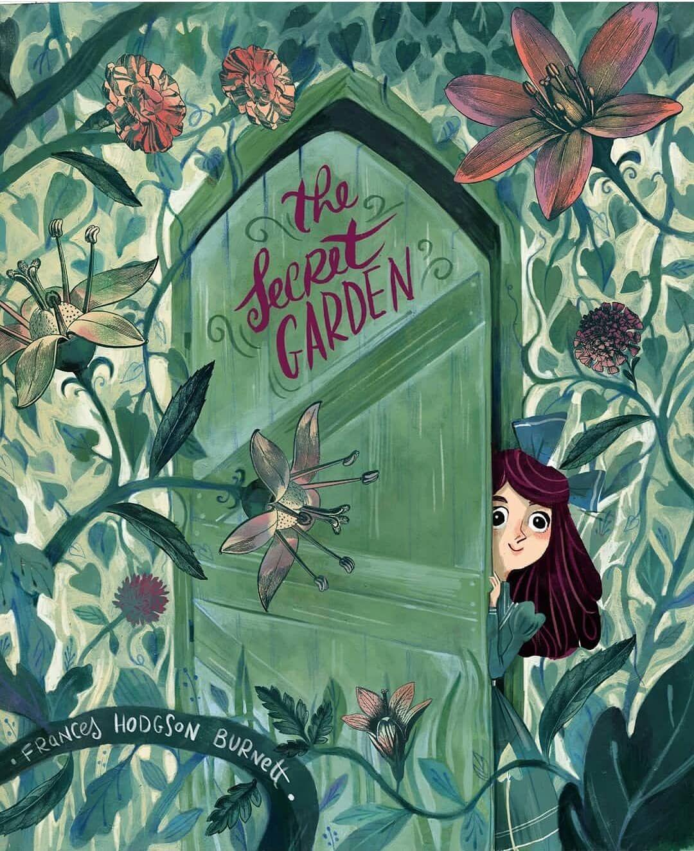 Secret Garden by Johanna Basford secretgardencolouringbook