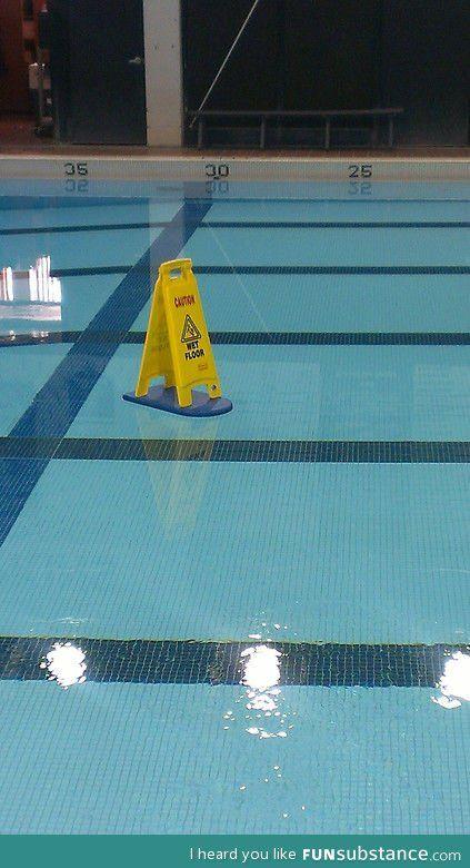 Wet Floor. - FunSubstance