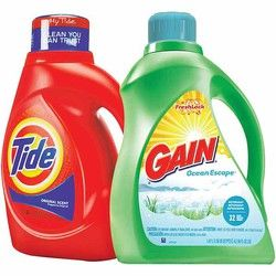 Tide Gain Detergent Only 2 09 Each At Rite Aid 2 00 Off