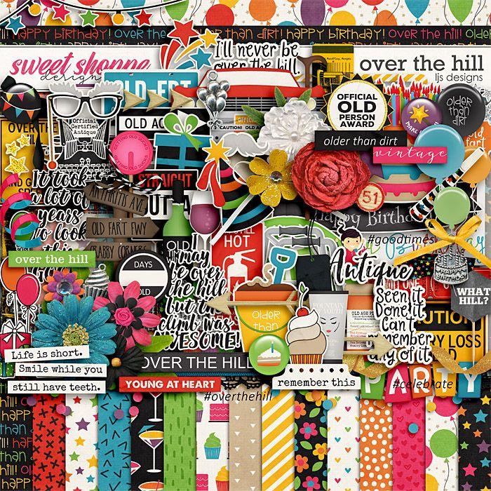 Sweet Shoppe Designs Making Your Memories Sweeter Digi