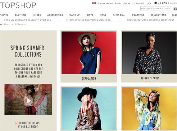 c7f4867a836b7 When High Fashion Invades The Web  50 Fashionable Websites