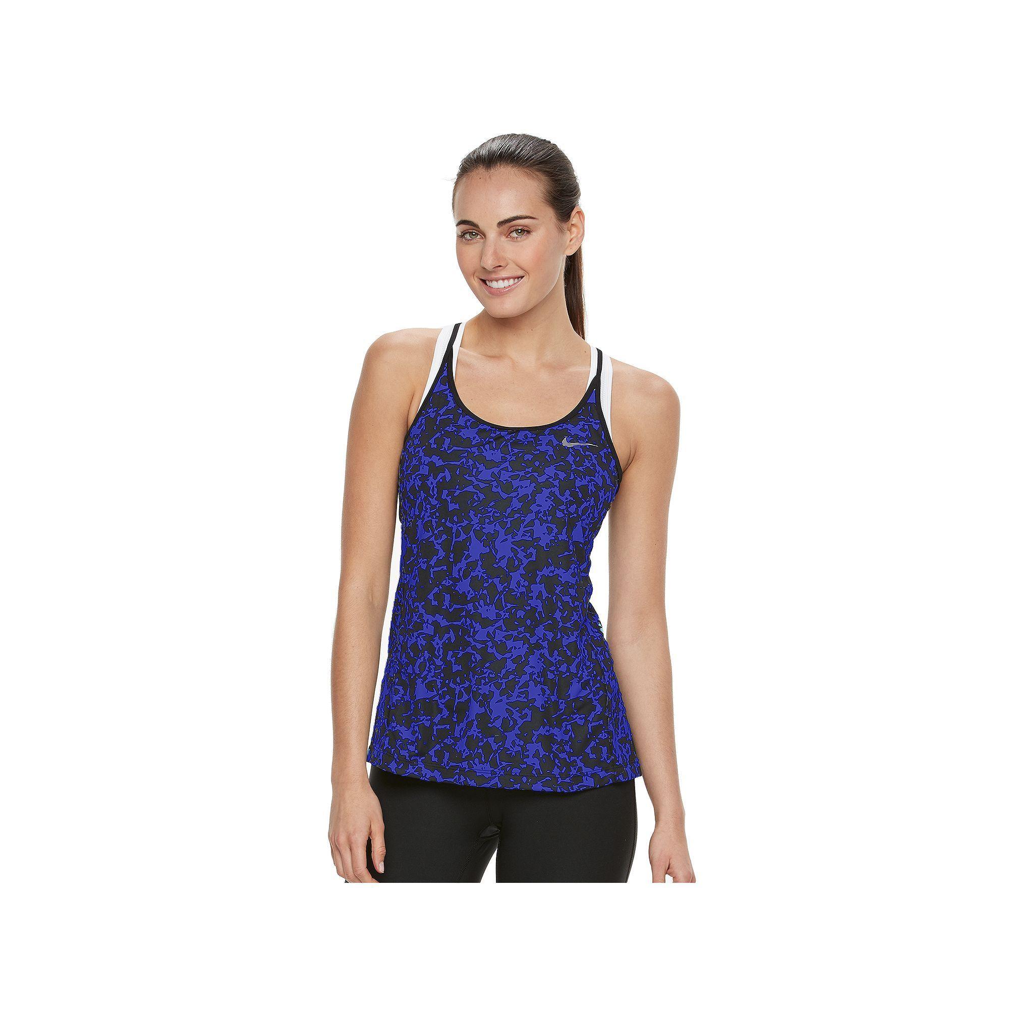 b56fd99b65835 Women s Nike Dry Miler Running Tank Top