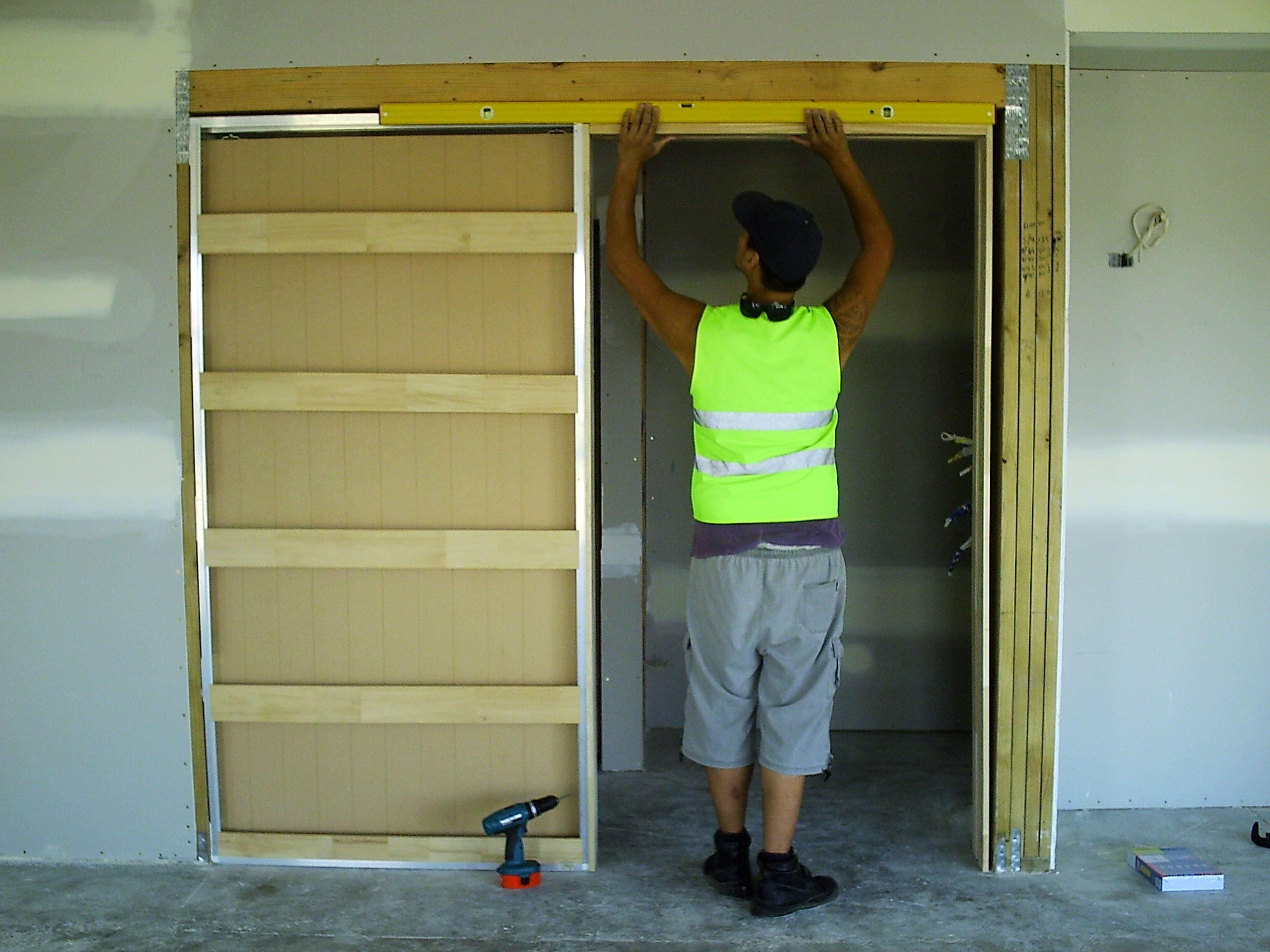 How to install a sliding bathroom door - Installing Cavity Sliding Doors Bathroom Google Search