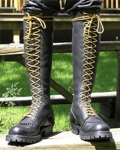Hot Boots!!! - Bootmen's Tutorial