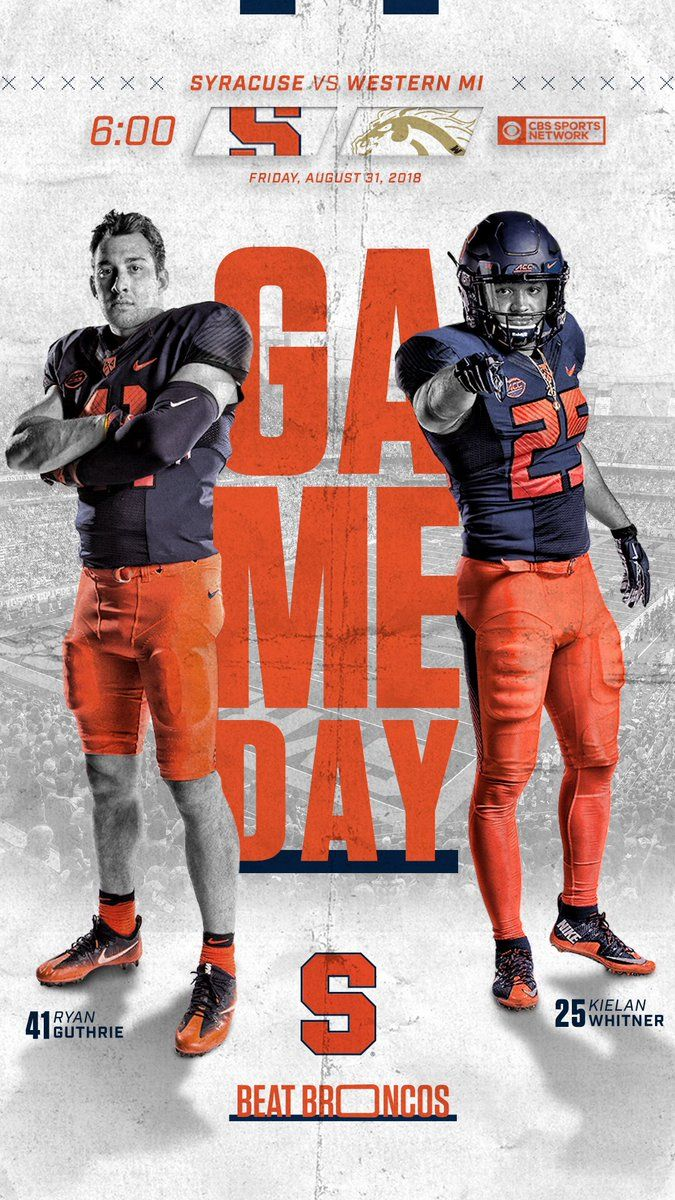 Syracuse Sports design inspiration, Sports graphic