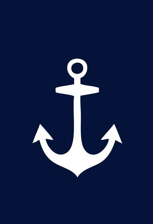 Anchor IPhone Background Wallpaper