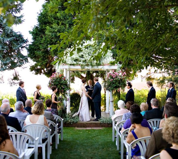 Best Outdoor Ceremony Spots: Ideas Of Unique Wedding Ceremonies