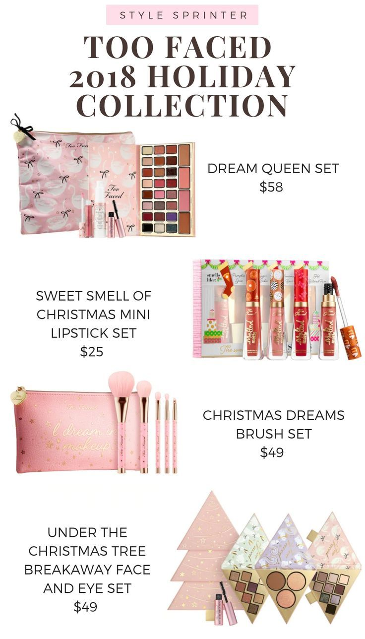 Too Faced Dream Queen Palette Review Sephora Exclusive