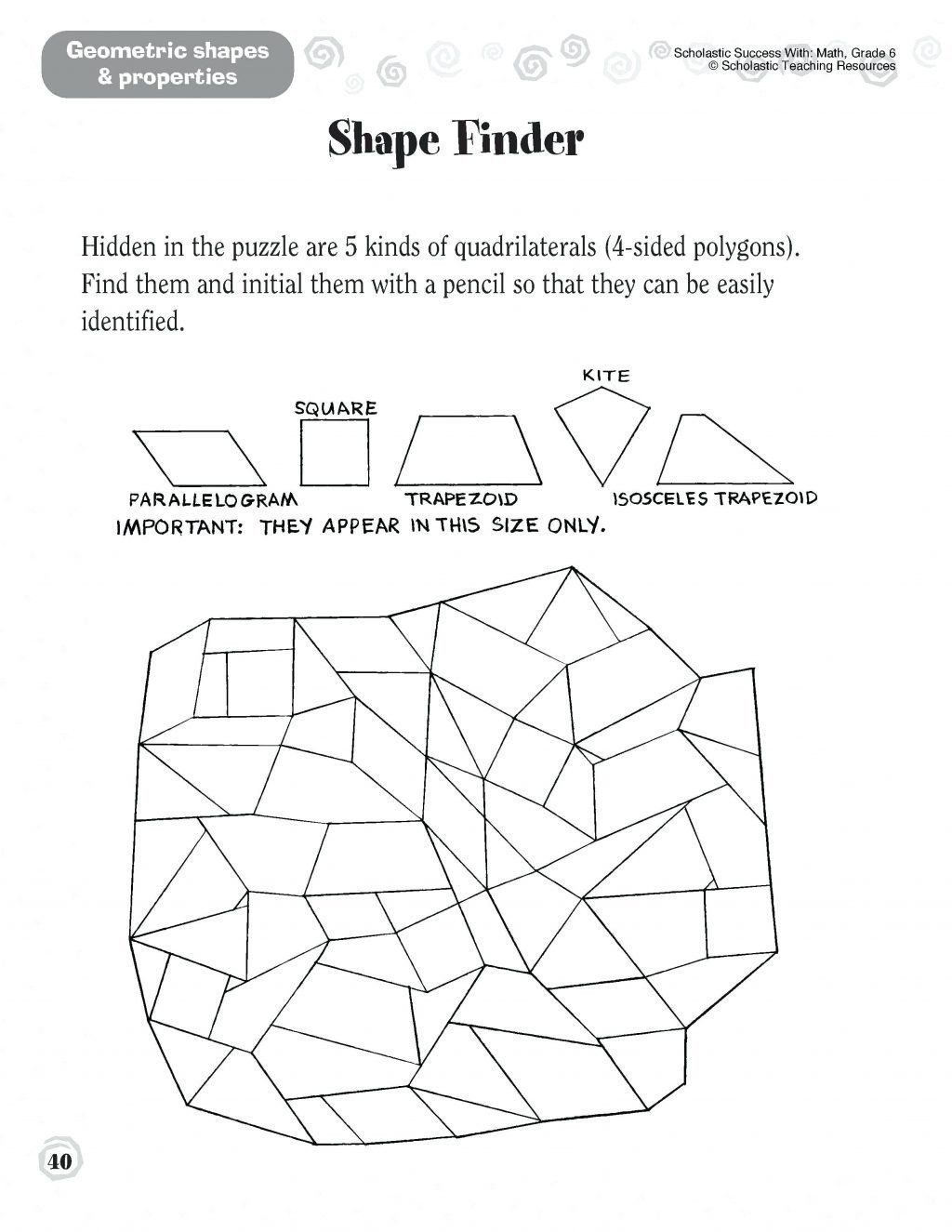 Abeka 5th Grade Math Worksheets 20ogy Worksheets For