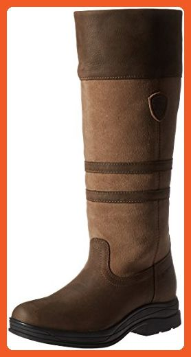 Ariat Women S Ambleside H2o Country Boot Flaxen 5 5 B Us Boots For Women Amazon Partner Link Boots Country Boots Hiking Shoes Women