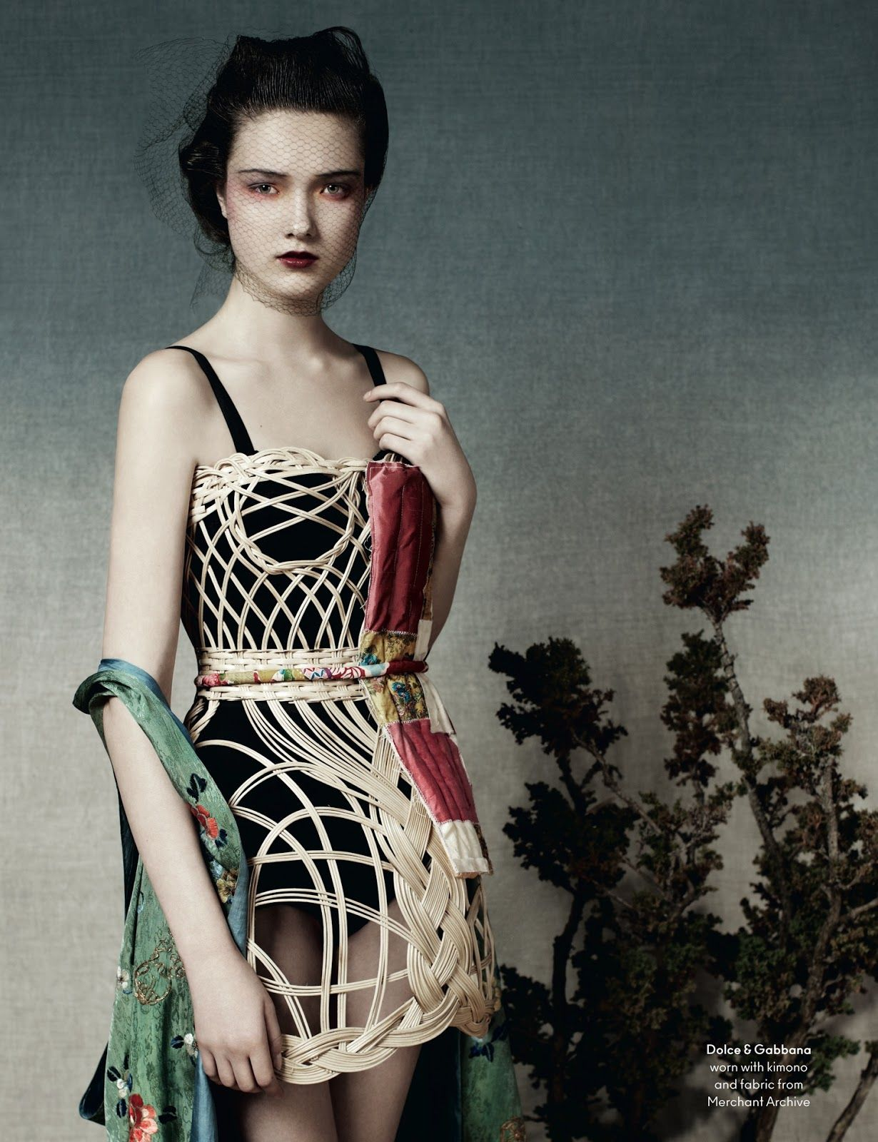yumi lambert by ben toms for anOther spring/summer 2013 | visual optimism; fashion editorials, shows, campaigns & more!
