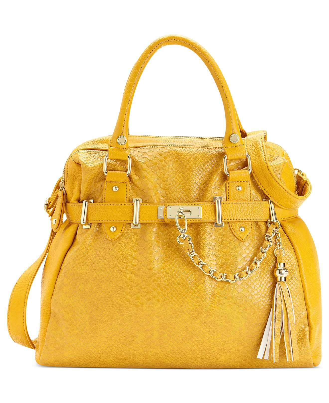 Steve madden handbag bnancy snake satchel sale for Macy s jewelry clearance
