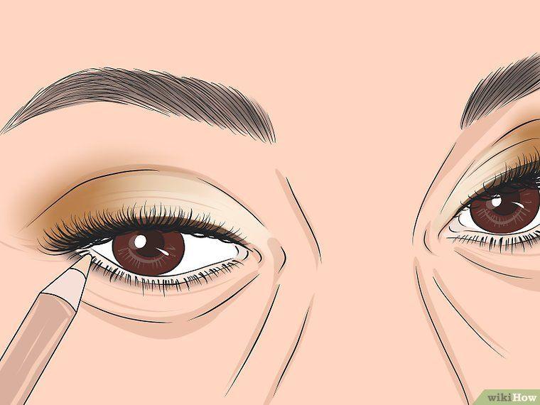 Apply Eye Makeup For Women Over 50 Applying Eye Makeup Eye