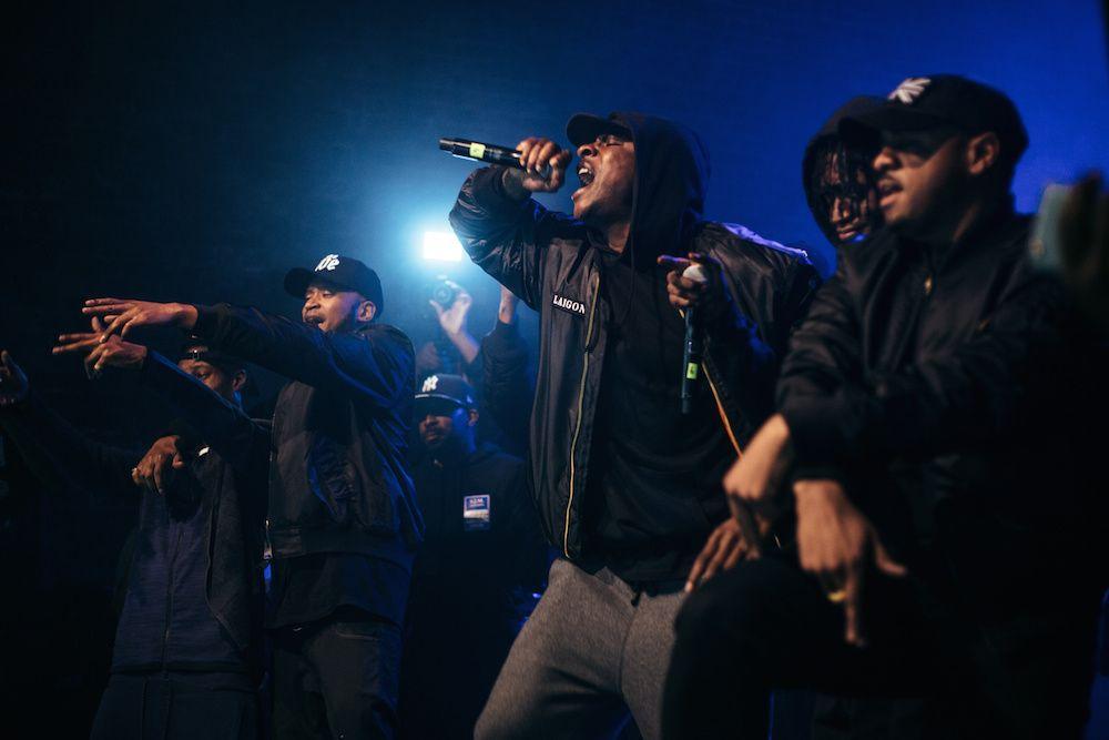 Watch Drake and Skepta Shutdown the Section Boyz Tour Uk