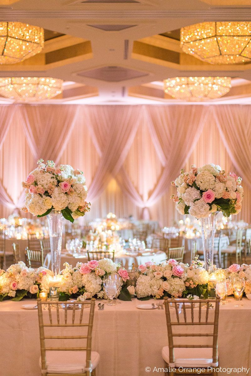 wedding table decorations images this showstopper wedding reception table in the four 1181