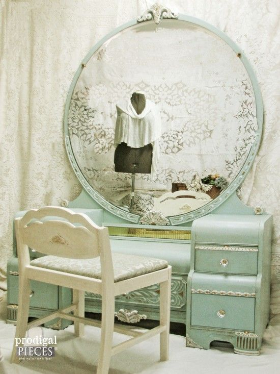 Great Dresser · 16 Amazing Vanity Makeovers From Art Deco ...