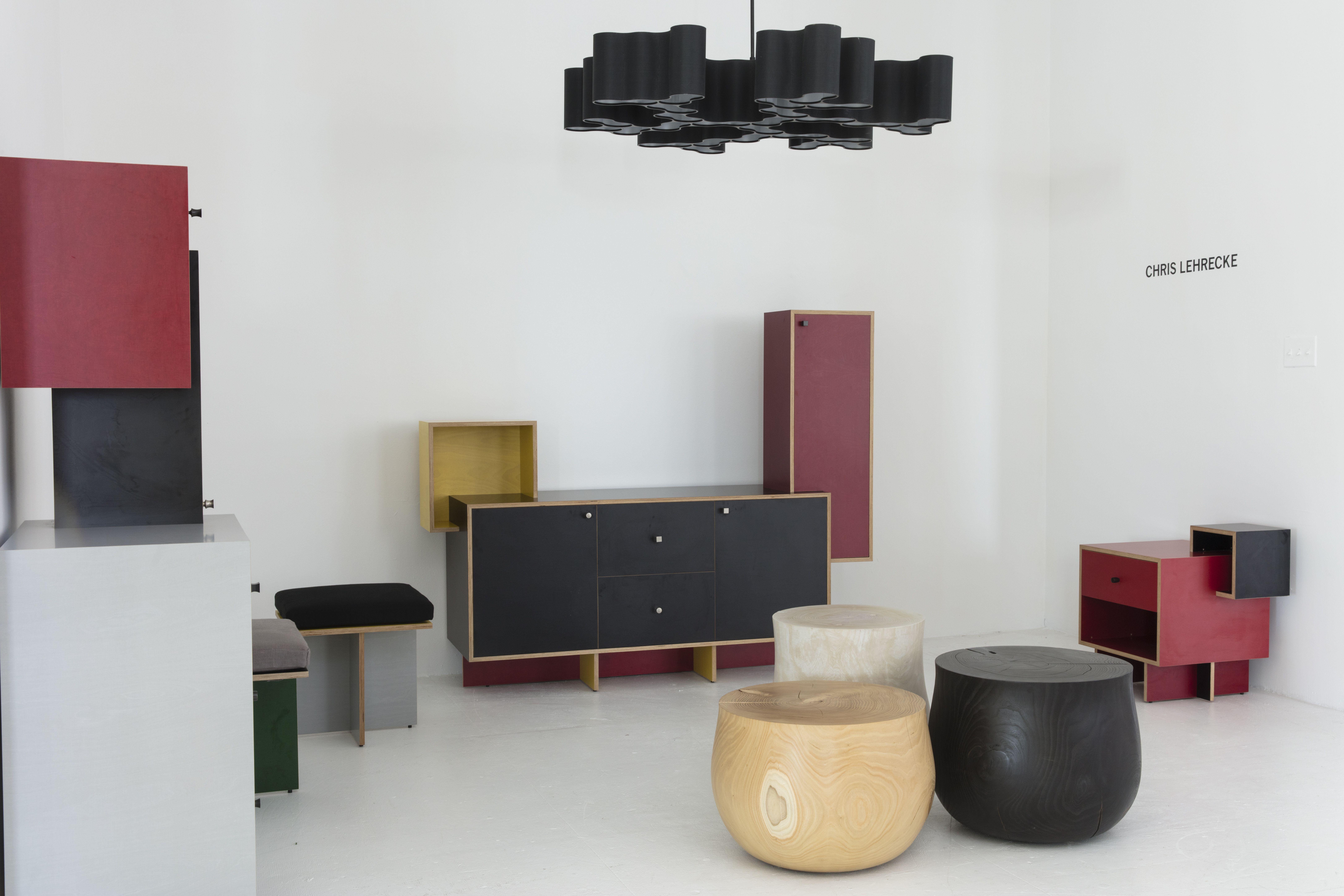 Chris Lehrecke's Weimar Collection is inspired by the