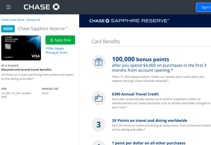 How To Get Approved For The 100k Chase Sapphire Reserve If Over 5 24 Travelsort Chase Sapphire Travel Benefits How To Get