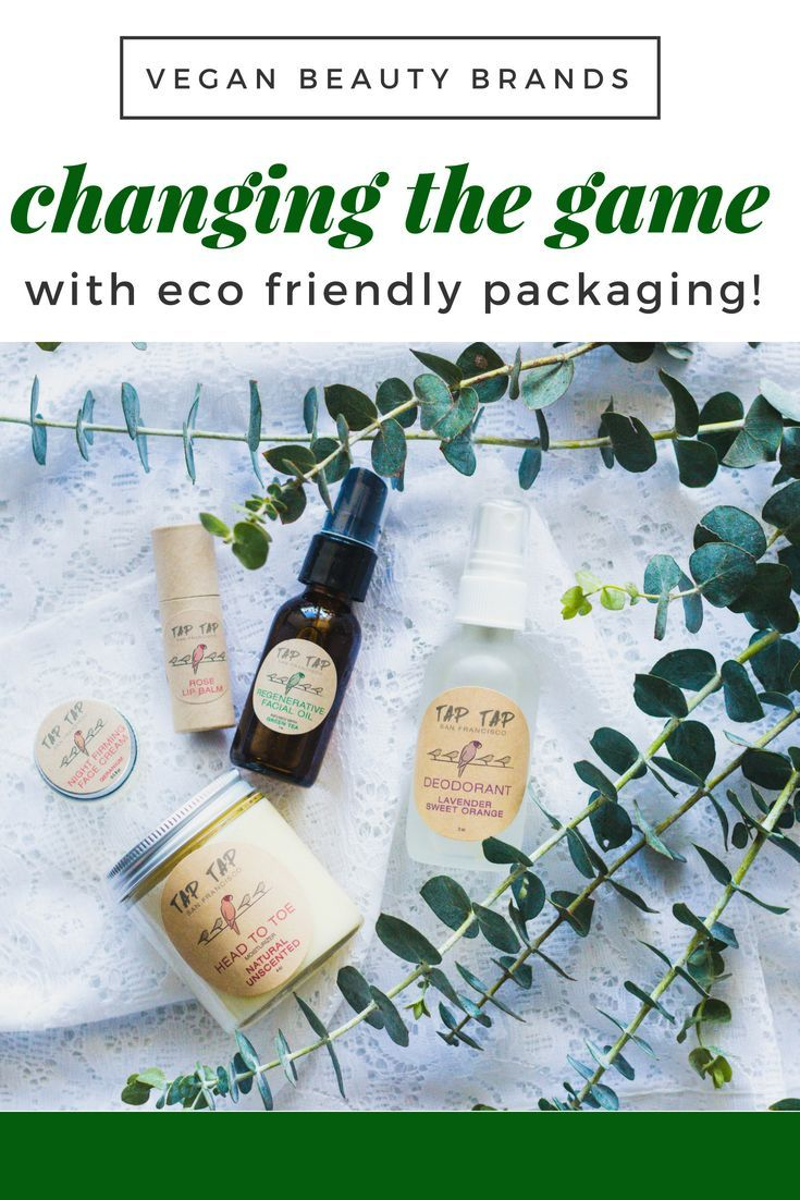 Beauty Brands Changing the Industry with their Eco