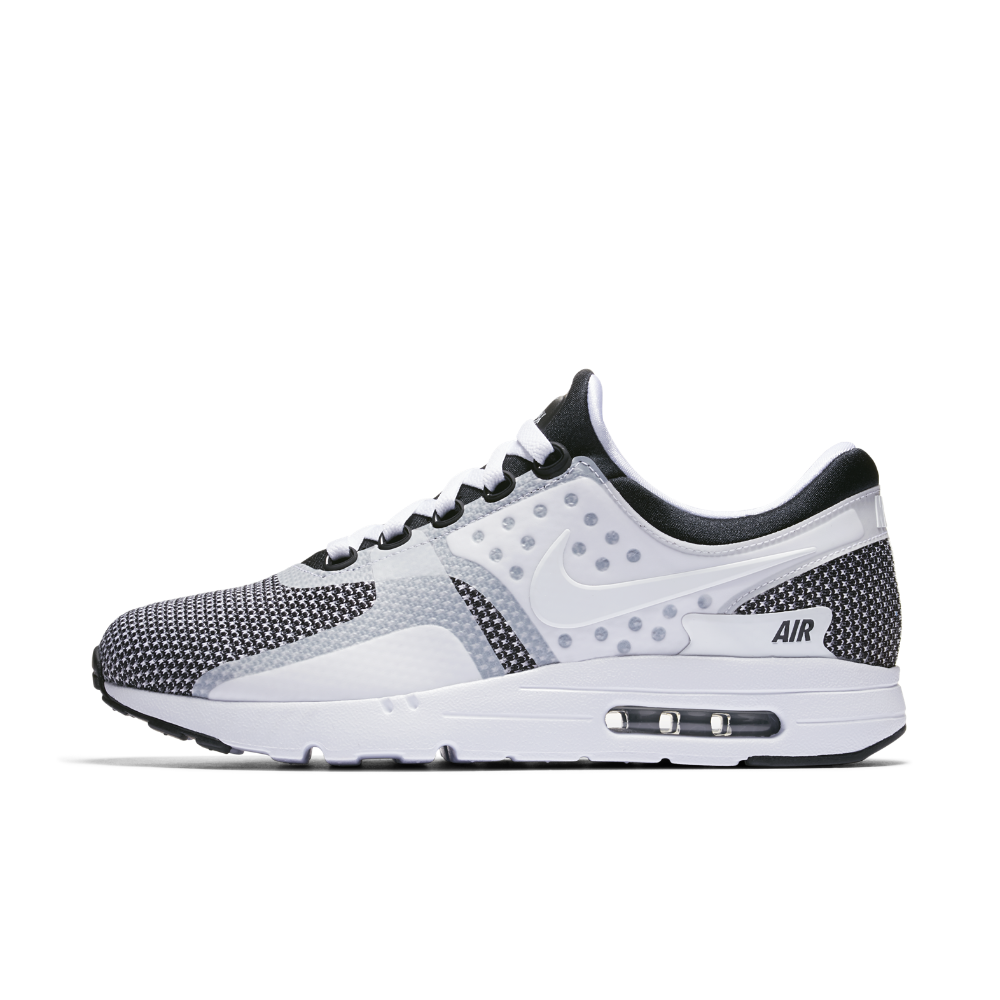 promo code 2a53e c9af7 Nike Air Max Zero Essential Men s Shoe Size 10.5 (Black) - Clearance Sale