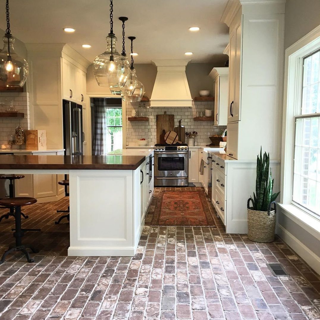 7 Things You Should Know Before Installing Brick Floors ...