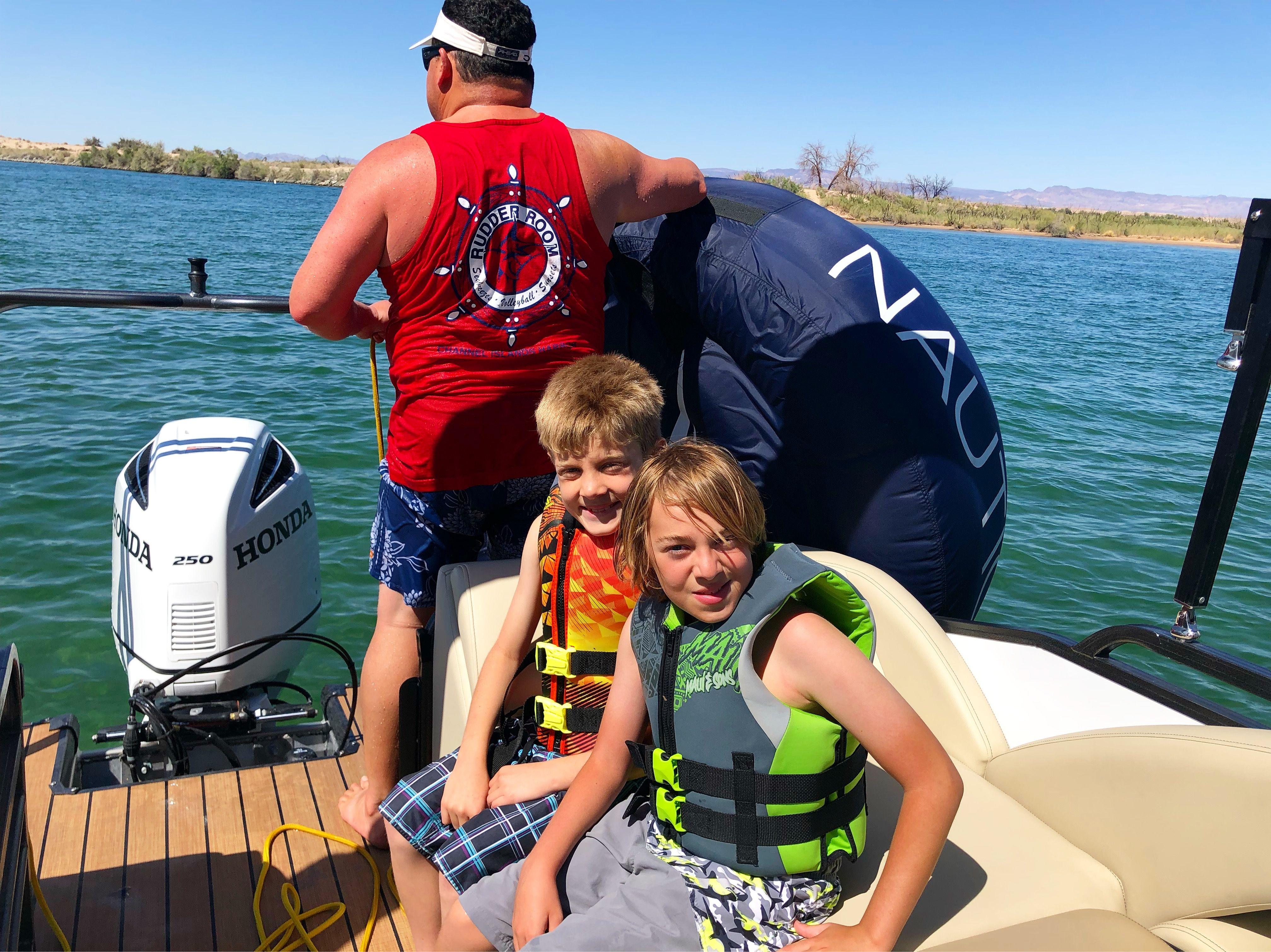 Lake havasu boating safety rules and regulations boat