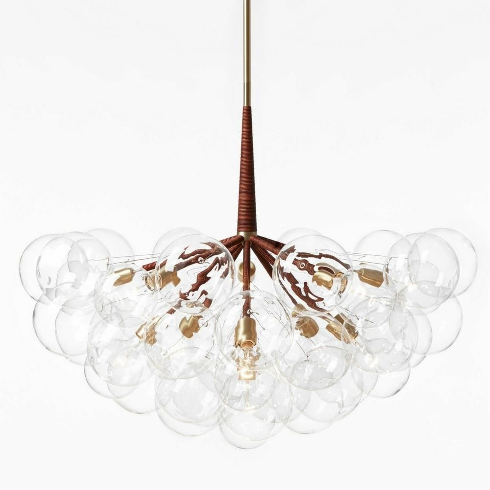 Supra Bubble Chandelier