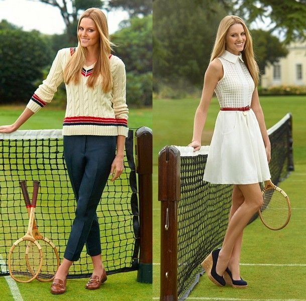Revamp Summer Selection with Country Club Classics Style,06