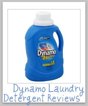Dynamo Laundry Detergent Reviews Ratings And Information