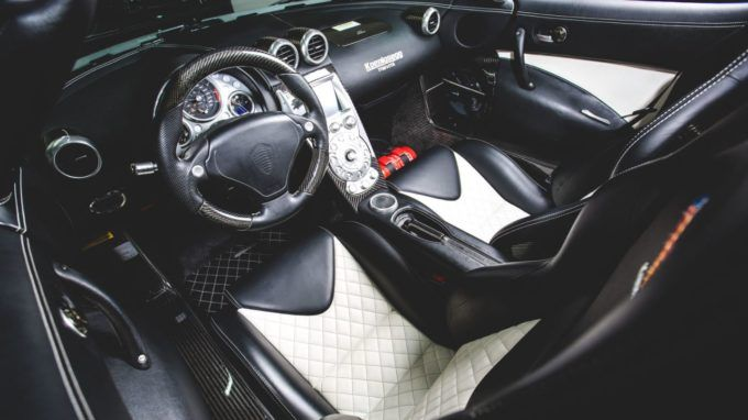 Koenigsegg Ccxr Trevita >> Koenigsegg Ccxr Trevita Owned By Floyd Mayweather Headed To