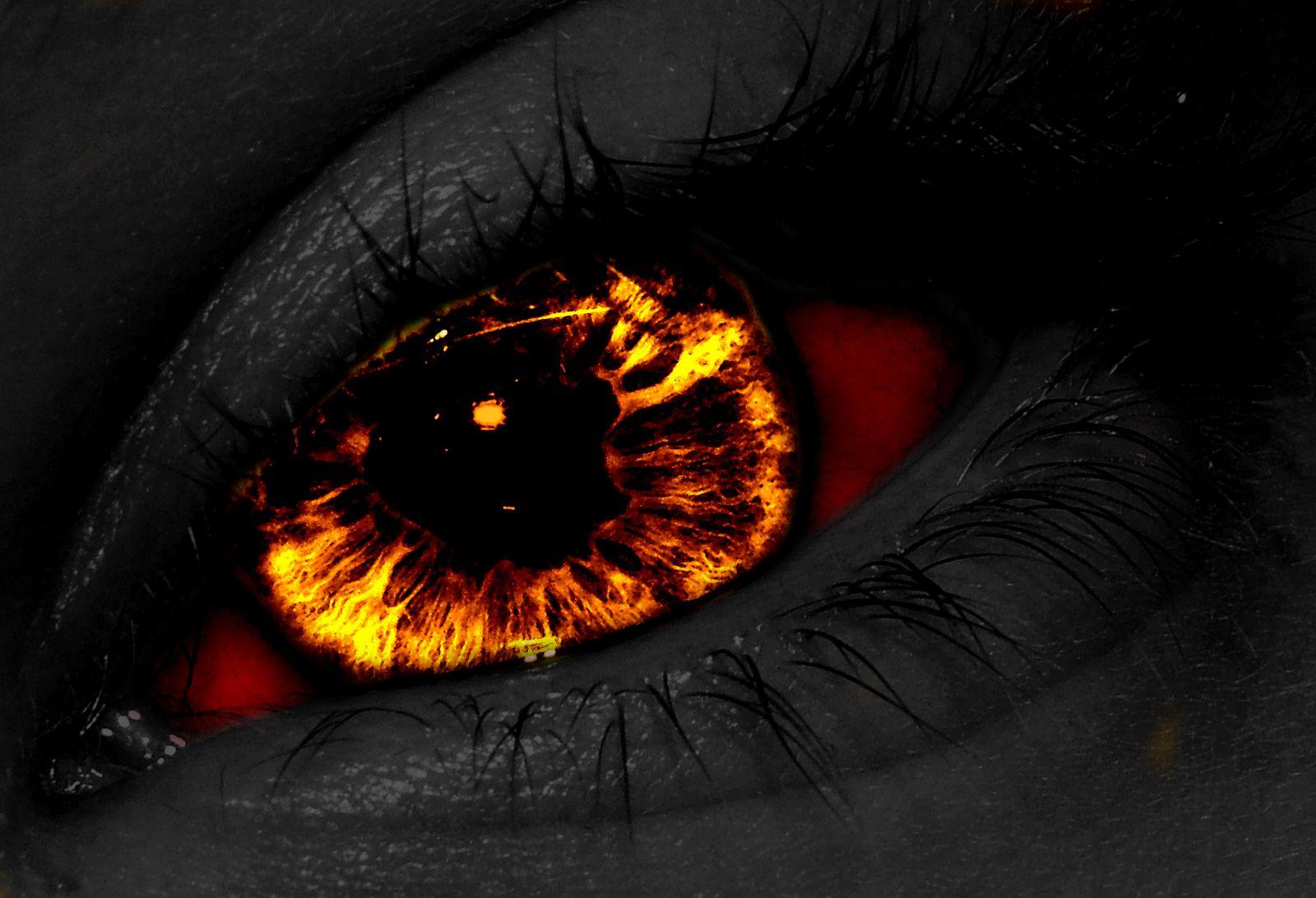 dark inside demon eye quotevcom - 1024×698