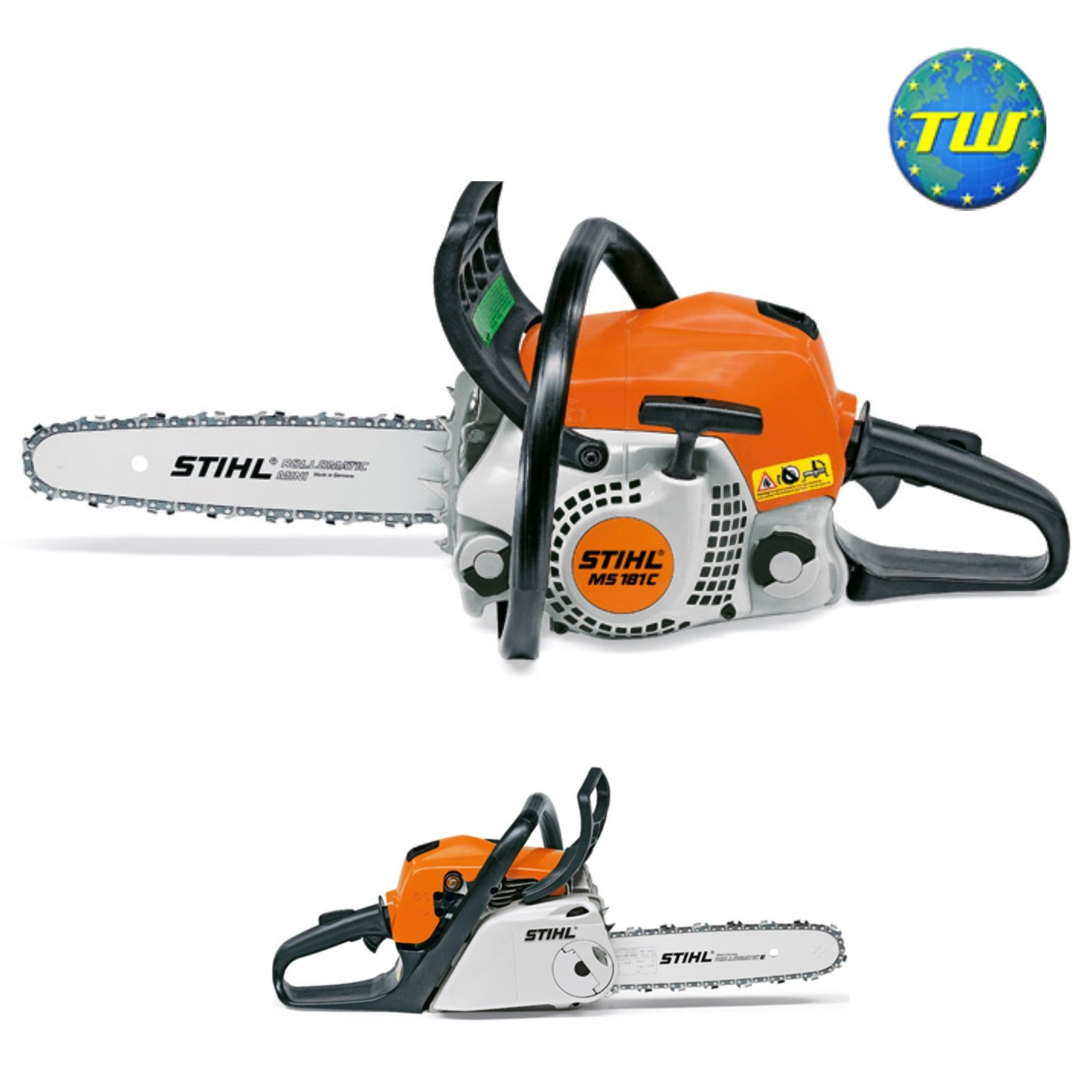 Stihl ms181c be 16 16 petrol chainsaw 11392000154 has additional stihl ms181c be 16 16 petrol chainsaw 11392000154 has additional comfort features keyboard keysfo Image collections