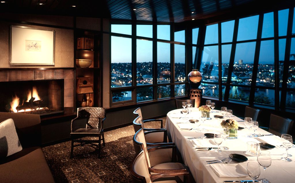 Canlis In Seattle A Luxury Small Event Wedding Venue With