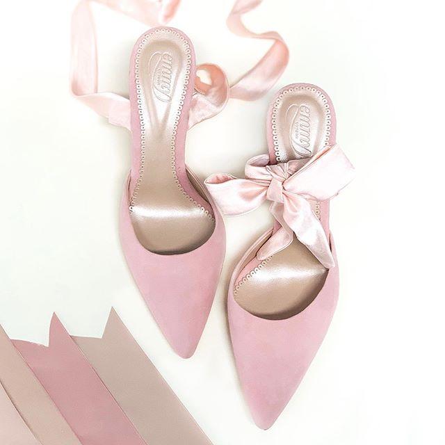 Luxury Bridal Shoes Wedding Shoes Bridal Accessories Emmy London In 2020 Pink Wedding Shoes Wedding Shoes Wedding Shoes Flats