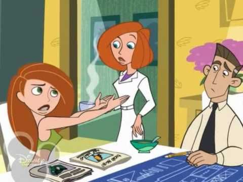 Watch full episodes of kim possible