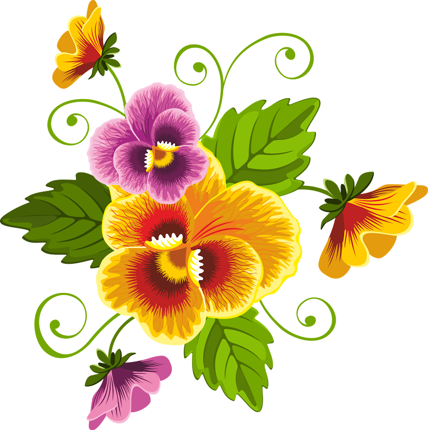 pin by jacky on pintar pinterest decoupage clip art and stenciling rh pinterest com pansy border clip art free vintage pansy clipart