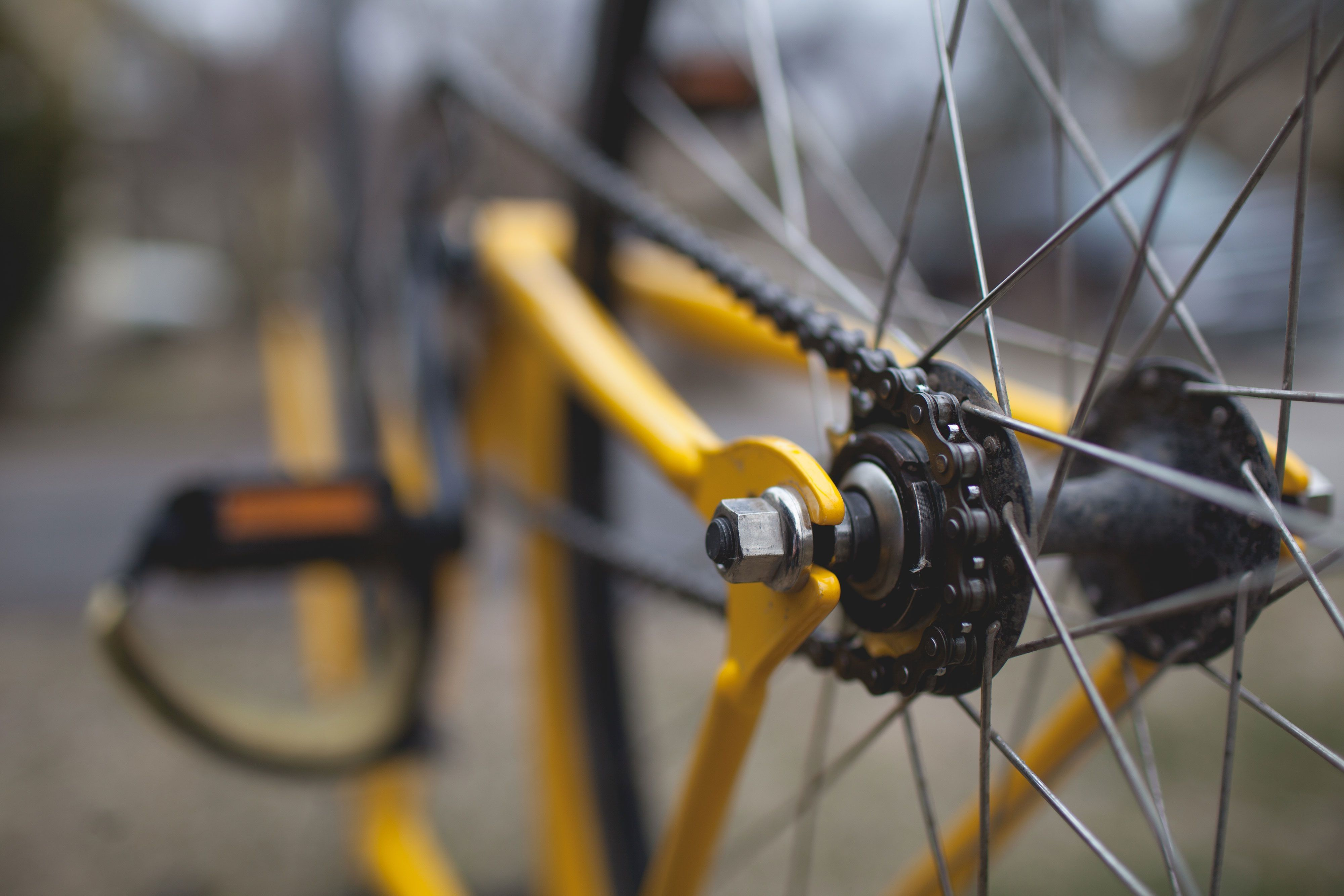 Prepare Your Bicycle For Winter Riding Winter Isn T The Most
