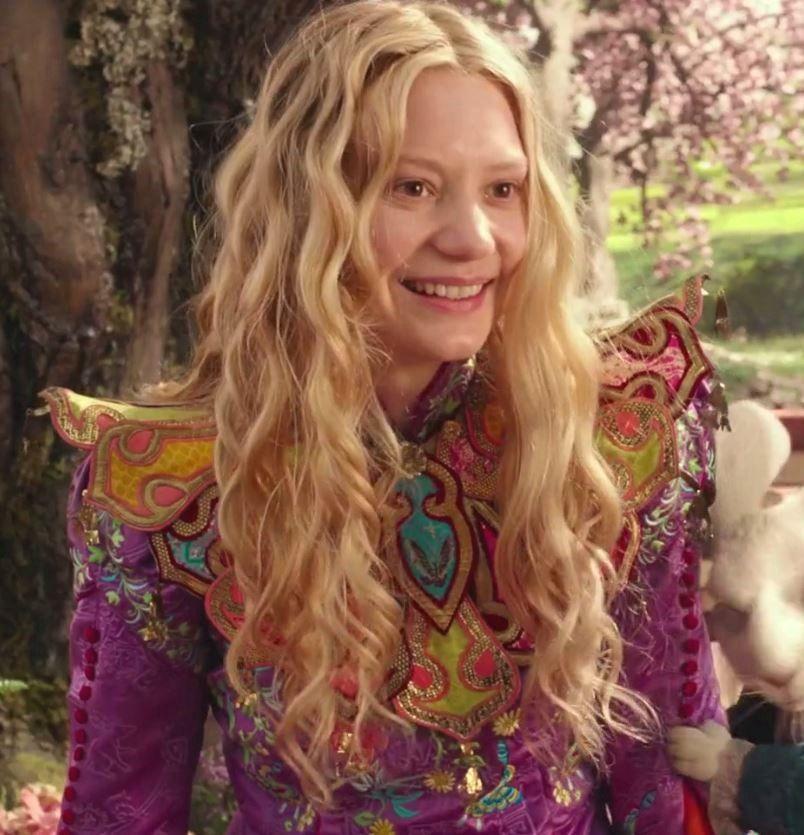 Alice Through The Looking Glass Alice Garotas Alice No Pais