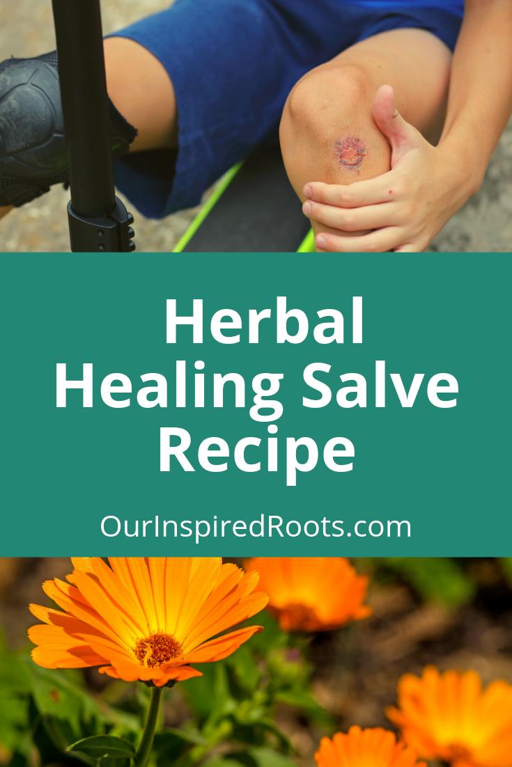 DIY Natural Neosporin: A Safe and Natural Healing Salve ...