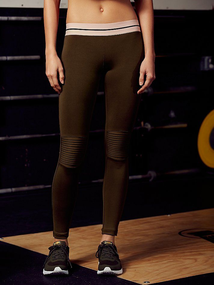 a9255b55cc Olympia Activewear | Moto stretch-jersey legging | closet. | Olympia ...