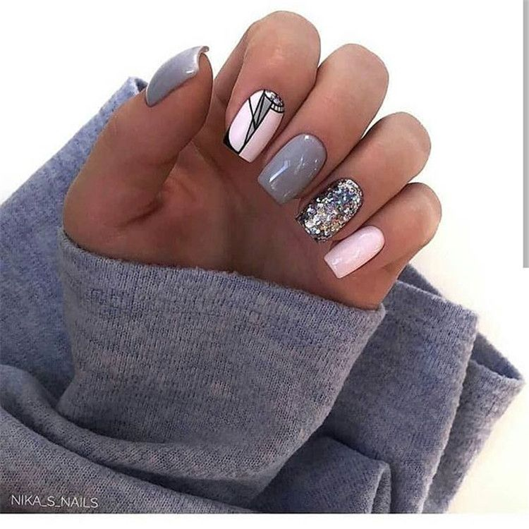 2019 2020 Novelty And Trends In Manicure Page 25 Of 119