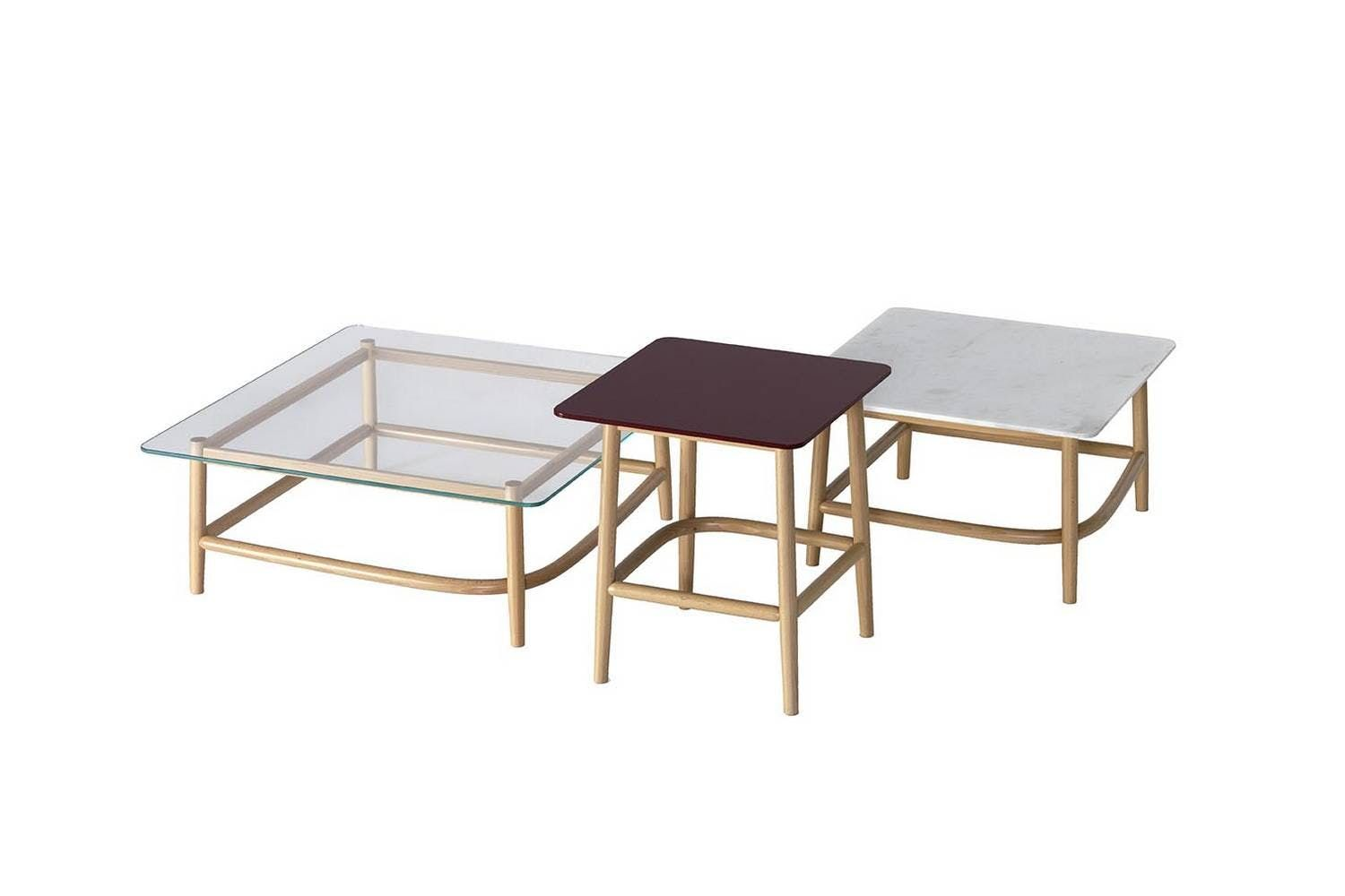 H H Studio Dubai Single Curve Medium Occasional Tables By Gebruder Thonet Vienna Gmbh Gtv Low Tables Table Coffee Table Furniture [ 1000 x 1500 Pixel ]