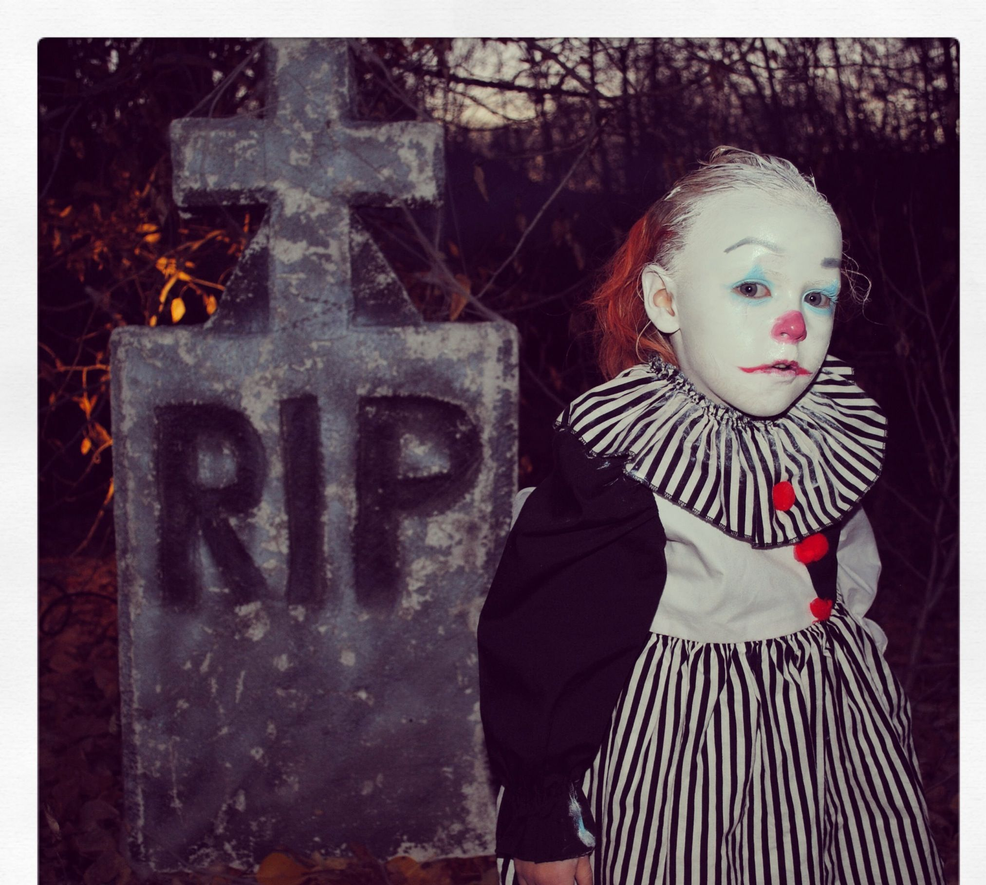 Boo. Pennywise the Killer Clown is back. The younger years ...